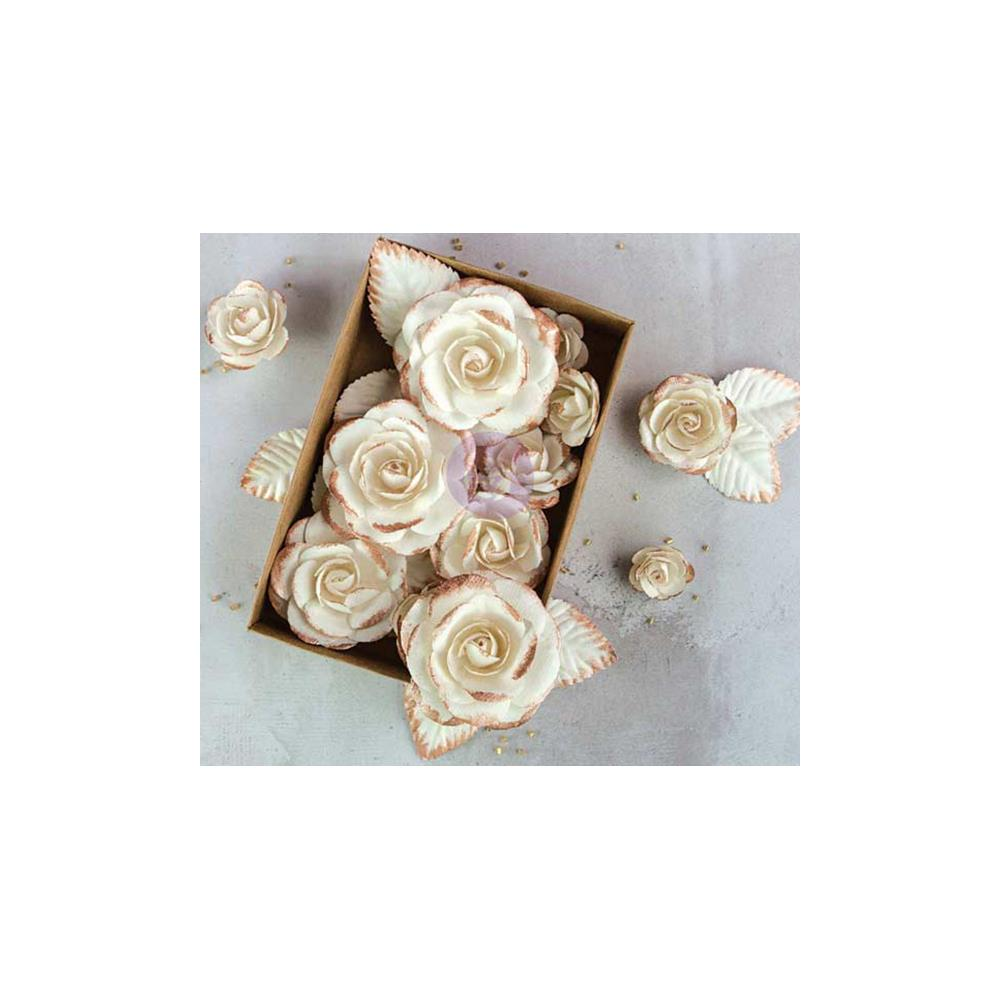 Prima - Boxed Flowers - Rose Gold Kiss