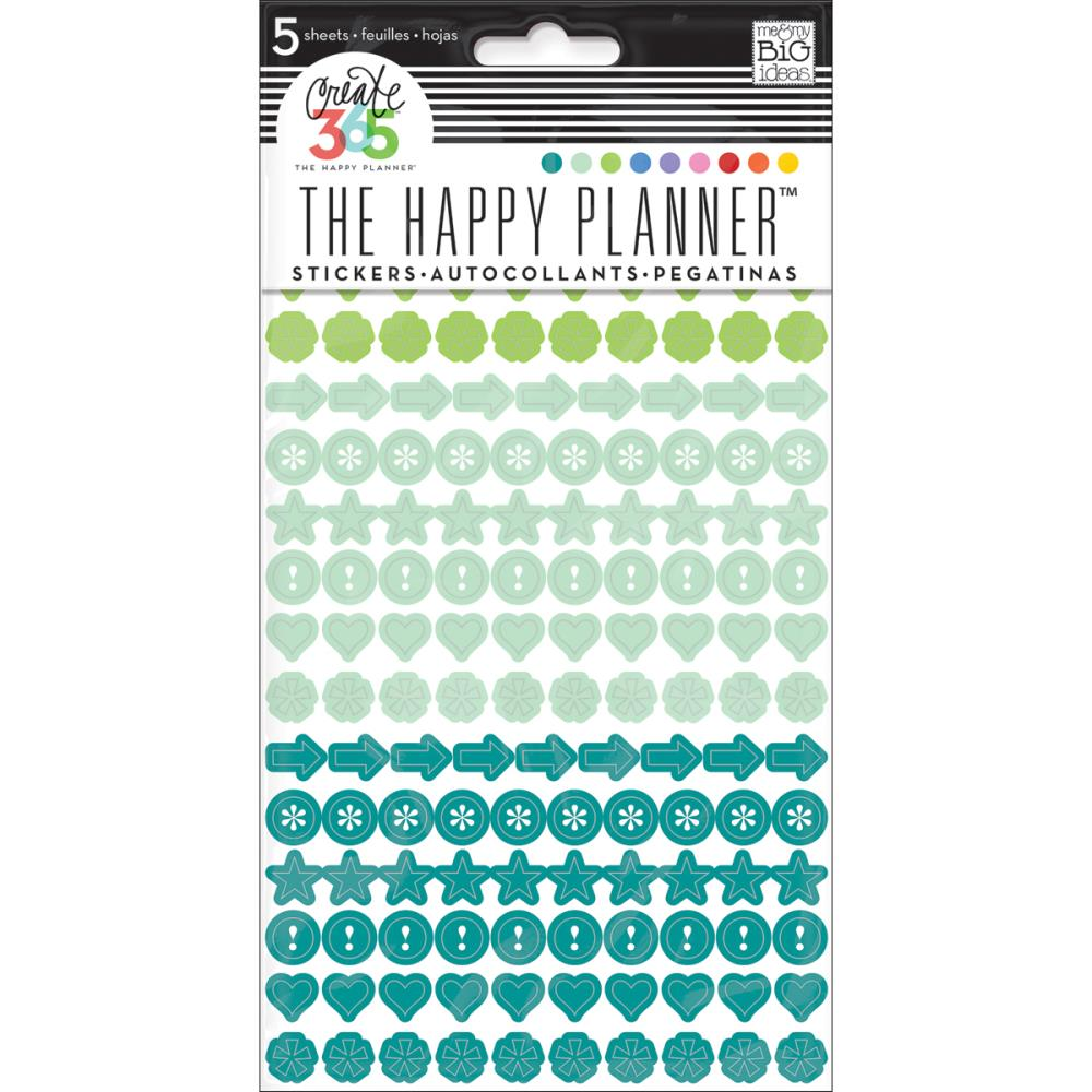 MAMBI - Create 365 Happy Planner - Dots Stickers