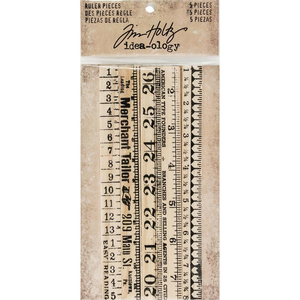 Tim Holtz idea-ology - Ruler Pieces