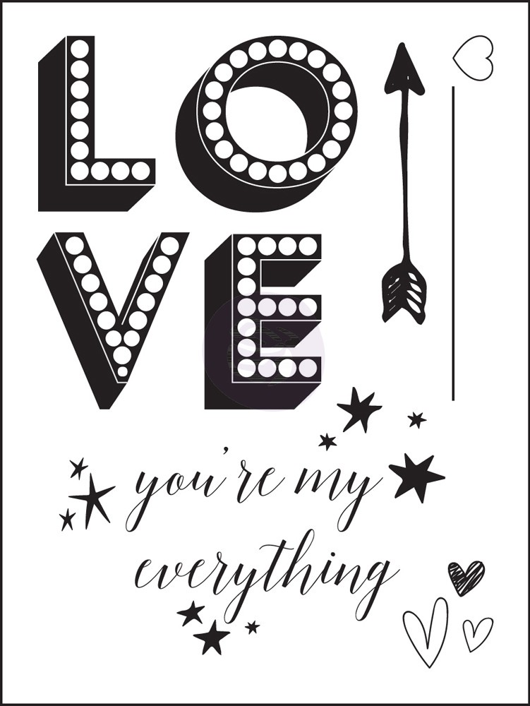 Prima - Love Clippings - You are my everything
