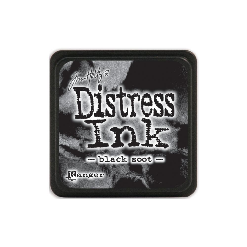 Tusz Distress Mini - Black Soot
