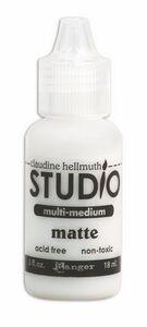 Claudine Hellmuth - Mini Matte Medium