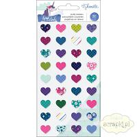 American Crafts - Shimelle - puffy stickers