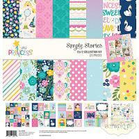 Simple Stories - Little Princess - collection kit