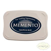 Memento - Nautical Blue - Tusz wodnt
