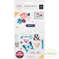 Pink Paislee - Monstruck Stickers