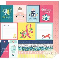 American Crafts - Dear Lizzy - Lovely Day - nowe karty do wycina