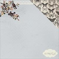Kaisercraft - Romantique Collection - Primrose - papier 12x12