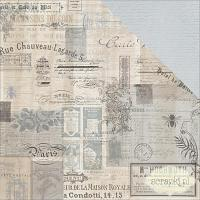 Kaisercraft - Romantique Collection - R.S.V.P - papier 12x12