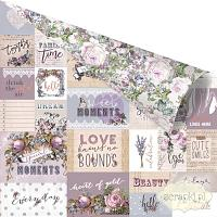 Prima - Lavender - Communication Through Love - papier 12x12