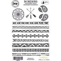Pt13/Studio Forty - Moonchild - Borders - naklejki na folii