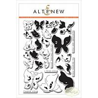 Altenew - Painted Butterflies - Zestaw stempli