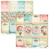 Mintay - Together - papier do scrapbookingu 06