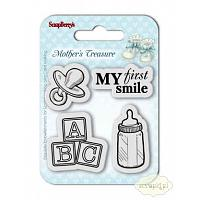 ScrapBerry's - Mother's Treasure- first smile