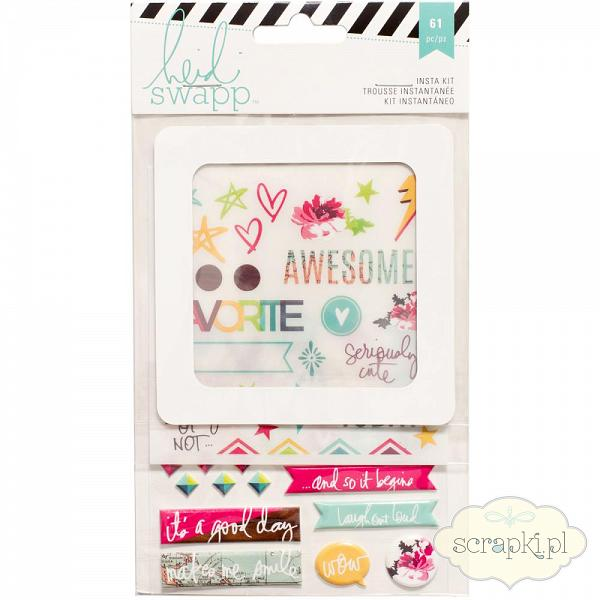 Project Life - Heidi Swapp Insta Kit