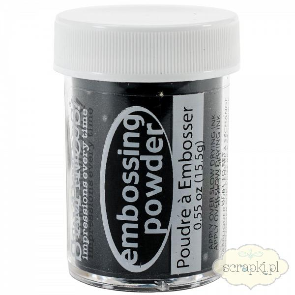 Stampendous - Detail Embossing Powder - Czarny