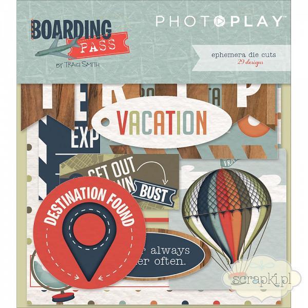 Photo Play - Boarding Pass