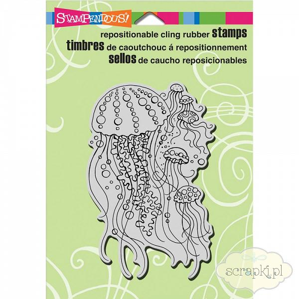 Stampendous - Jellyfish