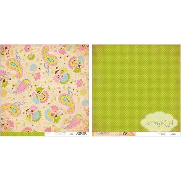 Girls Paperie - Paper Girl - Paisley