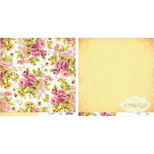 Girls Paperie - Paper Girl - Cabbage Rose