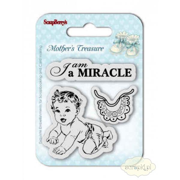 ScrapBerry\'s - Mother\'s Treasure-I\'m a miracle