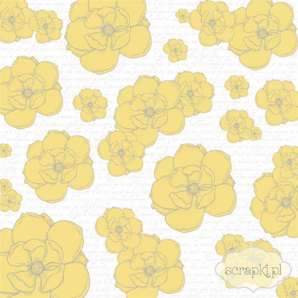 Teresa Collins - Everyday Moments - Yellow Flowers