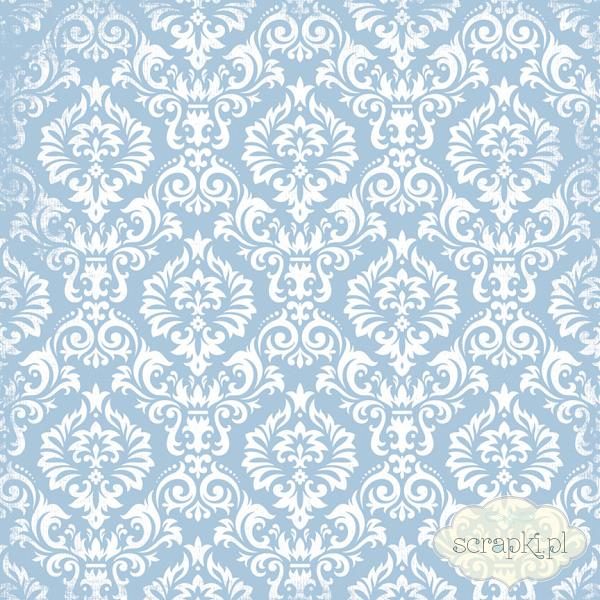 Teresa Collins - Stationery Noted - Damask
