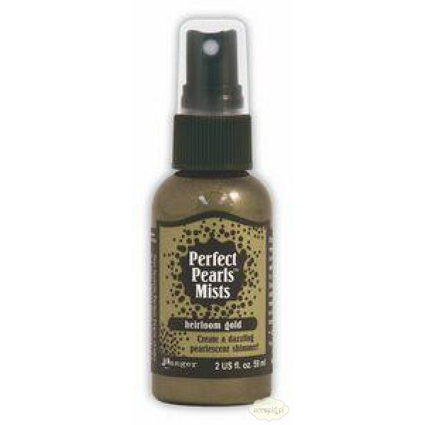 Perfect Pearls Mists - Heirloom Gold
